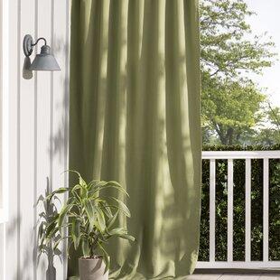Velcro Tab Outdoor Curtains Wayfair