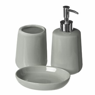 Black Grey Bathroom Accessories Wayfair Co Uk