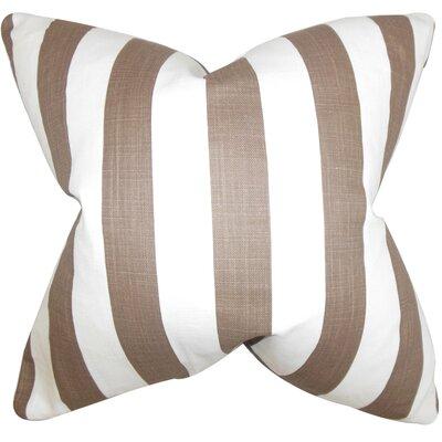 Birch Lane™ Heritage Knotts Indoor/Outdoor 100% Cotton Throw Pillow