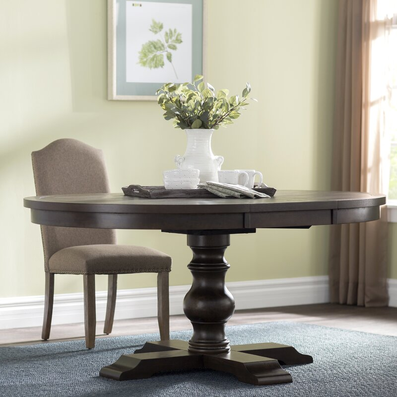 Laurel Foundry Modern Farmhouse Fortunat Extendable Dining Table ...