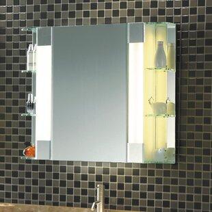 Glass Wall Cabinet   Wayfair