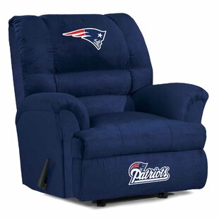 Genial NFL Big Daddy Manual Recliner