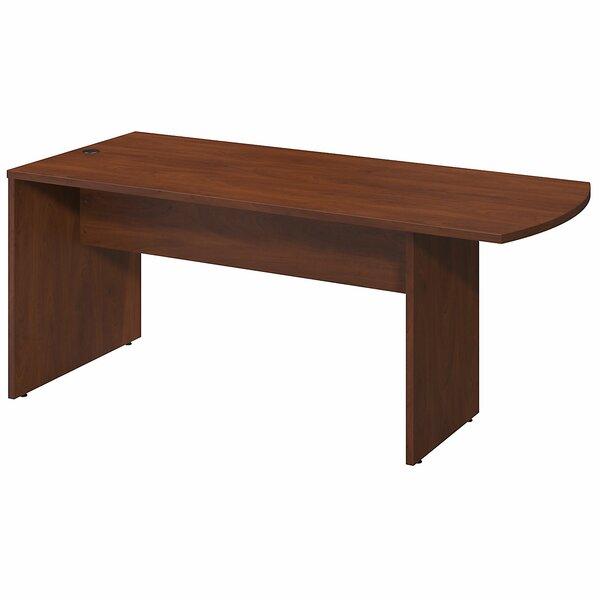 Bush Business Furniture Series C Elite Peninsula Executive Desk | Wayfair