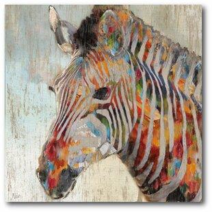 Fantastic African Safari Wall Art | Wayfair BZ86