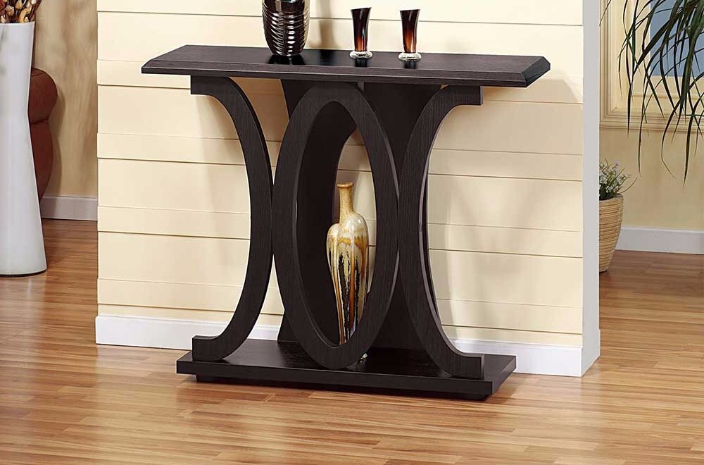 Bloomsbury Market Lexi Stylish Console Table Reviews Wayfair