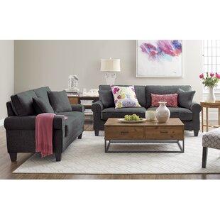 Awesome Copenhagen 2 Piece Living Room Set