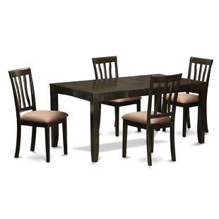Lockmoor 5 Piece Dining Set
