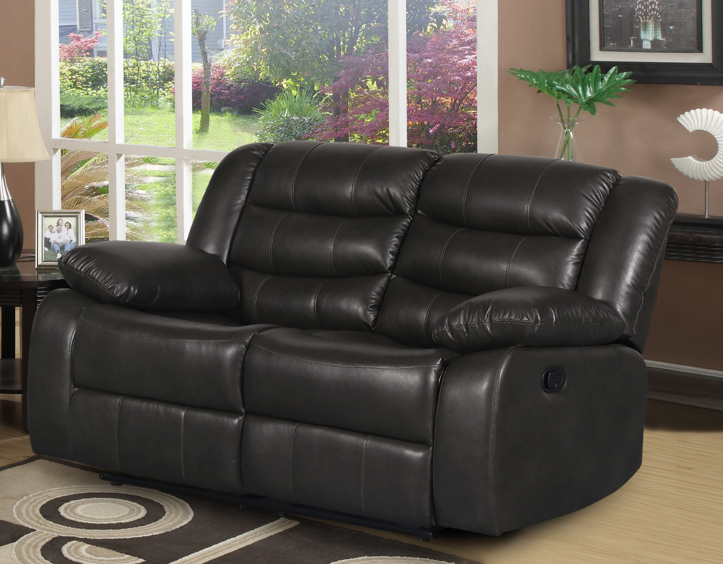 Tremendous Trista Reclining Loveseat Pabps2019 Chair Design Images Pabps2019Com