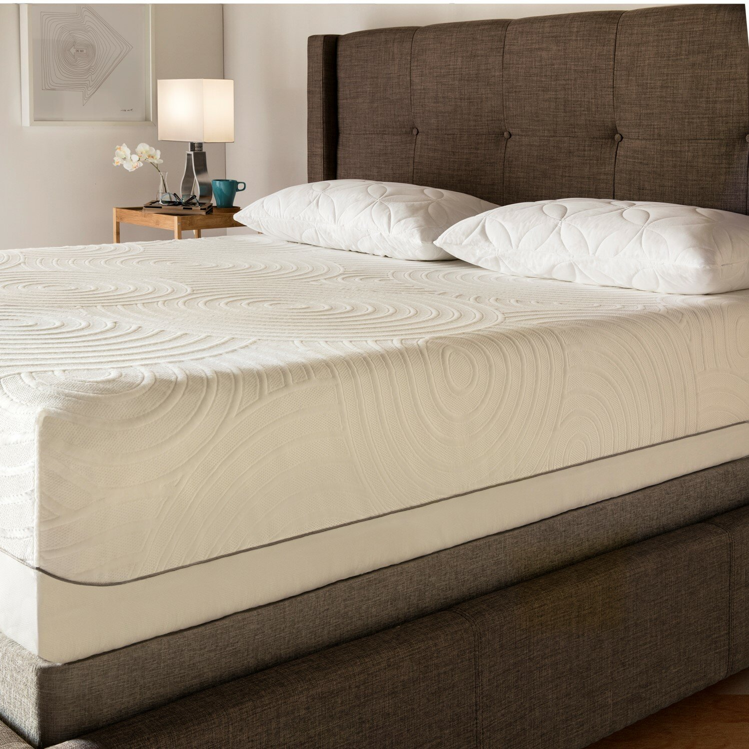Tempur Pedic Waterproof Mattress Protector Reviews Wayfair