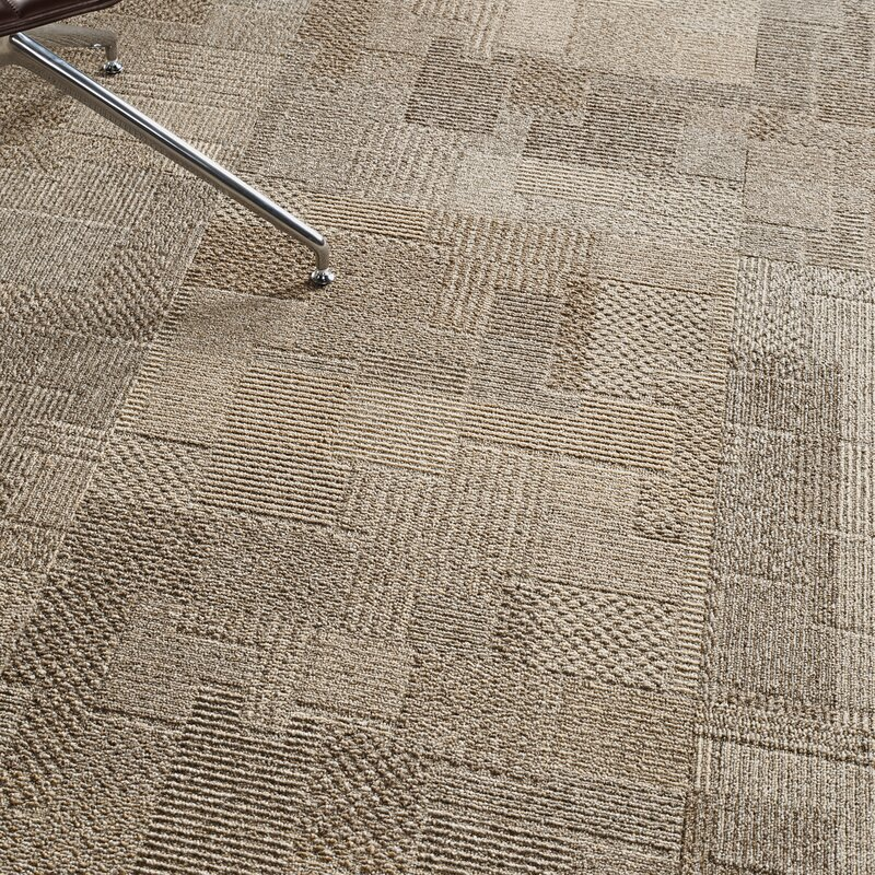 "Mohawk Flooring Vacuum: Mohawk Franconia 24"" X 24"" Carpet Tile In Worldly"
