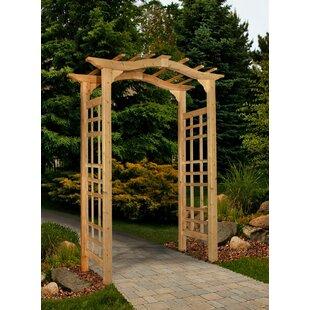 Westwood Wood Arbor