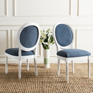 Anaya Upholstered Dining Chair (Set of 2)