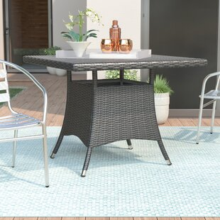 Inch Round Outdoor Table Wayfair - 36 round outdoor dining table