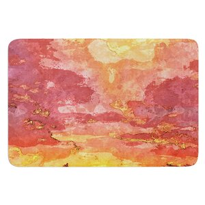 Horizon by Oriana Cordero Bath Mat