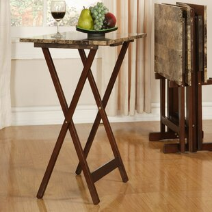 Incroyable Catherine Tray Table Set
