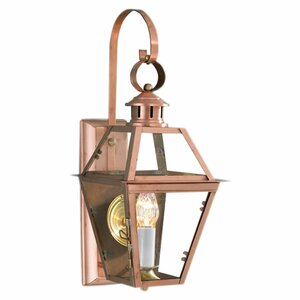 Old Colony 1-Light Outdoor Wall Lantern