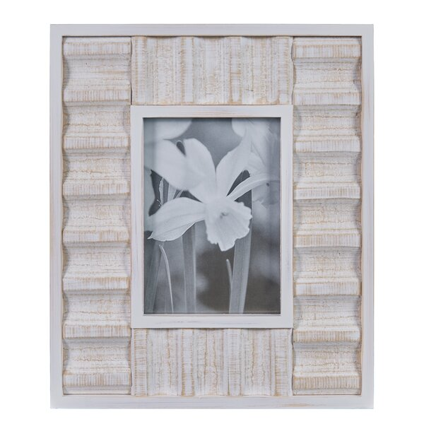 Carved Wood Picture Frame | Wayfair