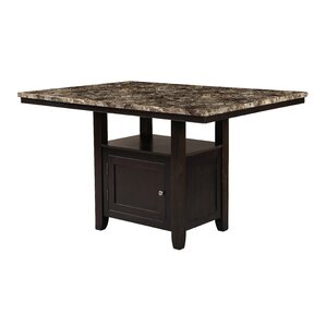 Counter Height Dining Table by Best Quality Furniture