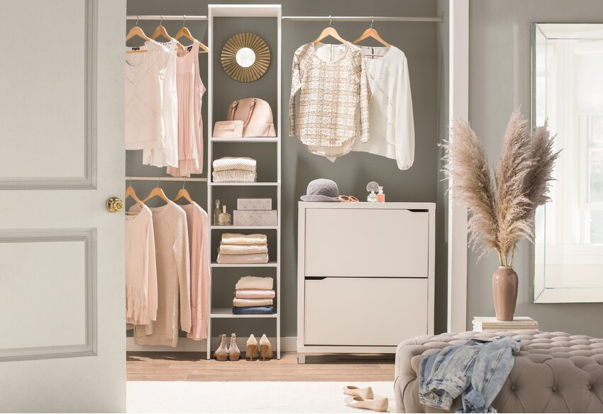 Find Your Perfect Closet System