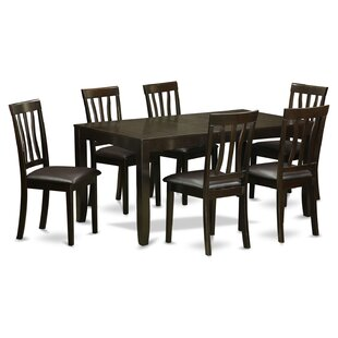 Lockmoor 7 Piece Dining Set