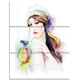 0030a7e344ce4 Chanel Perfume Wall Art | Wayfair