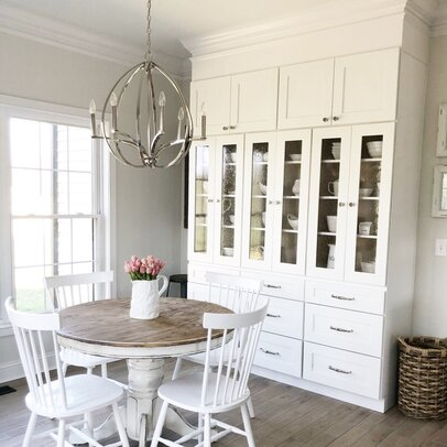 Farmhouse Dining Room Design