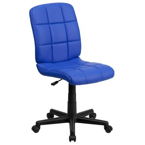 blue office chairs you'll love | wayfair