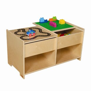 Build N Play Table With Racetrack