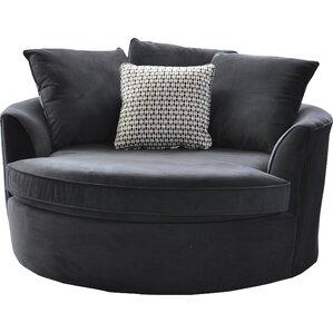 Good Roquefort Cuddler Chair And A Half