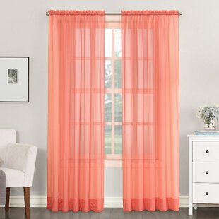Pink Curtains And Drapes Youll Love