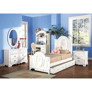 Schaub Panel Configurable Bedroom Set by Harriet Bee
