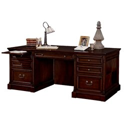 kathy ireland homemartin furniture mt. view office flat top