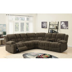 Farrwood Reclining Sectional by Red Barrel Studio