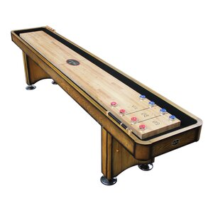Georgetown Shuffleboard in Honey