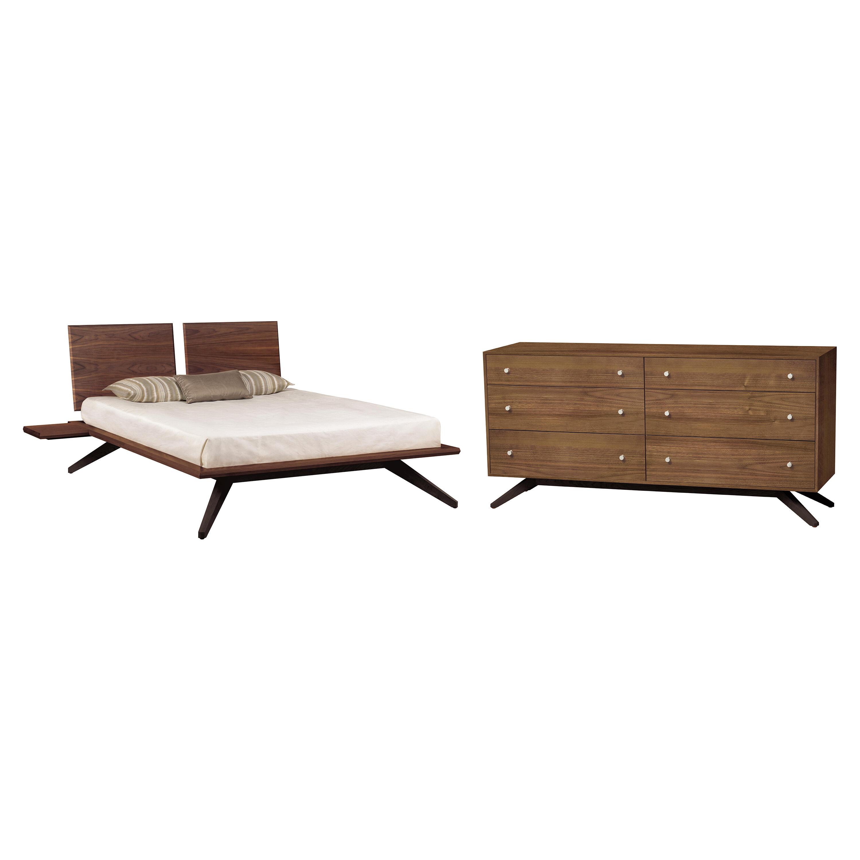 Copeland Furniture Astrid Platform Configurable Bedroom Set Reviews Wayfair