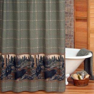 The Bears Single Shower Curtain