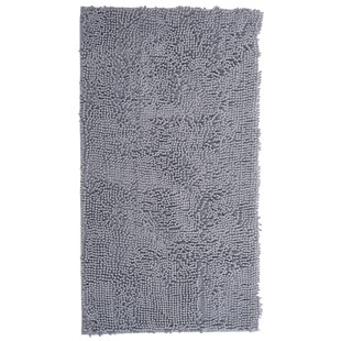 High Pile Gray Area Rug