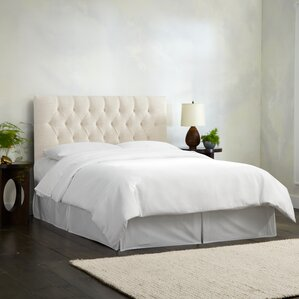 Bridget Upholstered Panel Headboard by Wayfair Custom Upholstery?