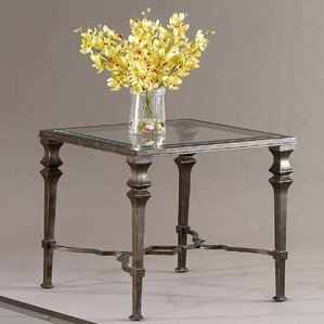 Barnicle End Table by Astoria Grand