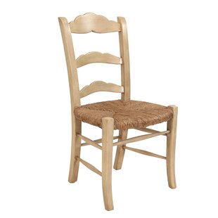 Ashcroft Painted Solid Wood Dining Chair (Set of 2)