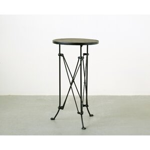 Collected Notions Metal End Table by Creative Co-Op