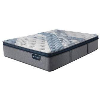 Serta Icomfort 500 14 Extra Firm Hybrid Mattress Reviews Wayfair