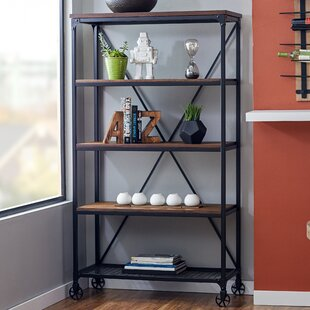 Bookshelf On Wheels