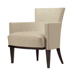 Gotham Cover Cloth Lounge Chair by David Edward