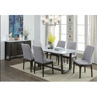 Henrietta 7 Pieces Dining Set