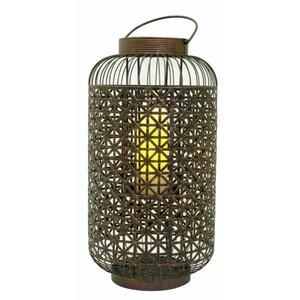 Martinique Flameless Lantern