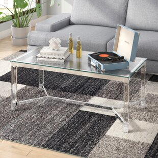 Merveilleux Acrylic Coffee Tables Youu0027ll Love In 2019 | Wayfair