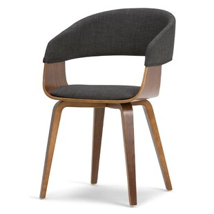Lowell Bentwood Upholstered Dining Chair