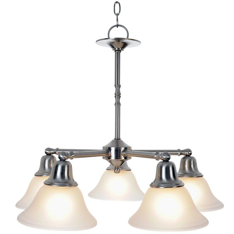 Sonoma Lighting 5-Light Shaded Chandelier