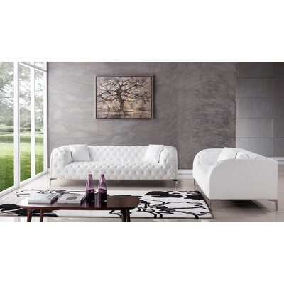 AmericanEagleInternationalTrading Dobson 2 Piece Living Room Set